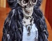 La Llorona Santa Muerte Doll