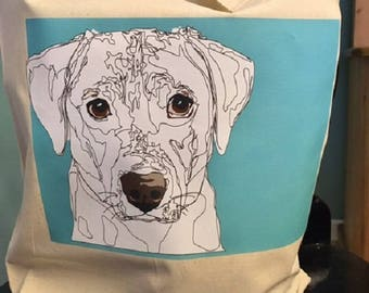 Doggy Bag, Pet Supplies, Pet Accessories, cotton bag, bags and purses, dog supplies, Labrador Retriever