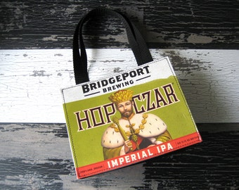 Bridgeport Hop Czar Beer Purse