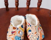 1215 Abella Baby Shoes PDF Pattern