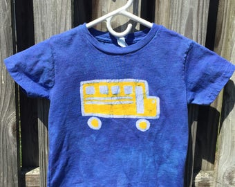 Kids School Bus Shirt, School Bus Kids Shirt, First Day of School Shirt, Boys School Bus, Girls School Bus, Yellow School Bus (4/5)