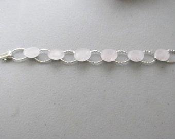 Bracelet Hammered, Seaglass Bracelet, Wedding Bracelet, Wedding Gift, Bridesmaid Gift, Beach Glass Jewelry