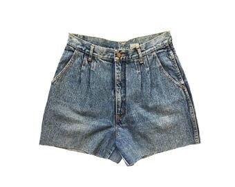 Sweet Summertime High Rise Shorts