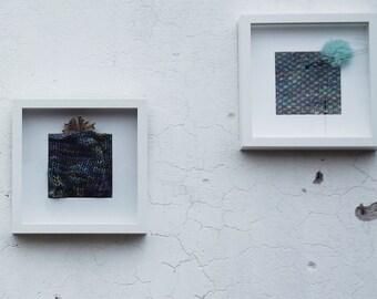 home decor composizione primavera quadri fatti a mano