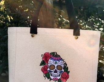 Tote Bag - Sugar Skull