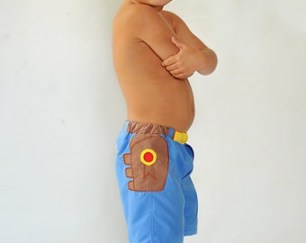 Boys character Swim Shorts Swim trunks Bathing Suit