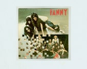 Fanny,  Rock and Roll Survivors, Early All-women Rock Band, Their Last Studio Album 1974 Casablanca Record Vintage Vinyl LP