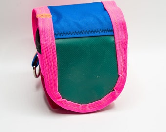 Neon Pink Hip Pouch