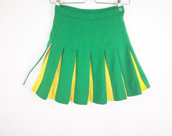pleated cheer etsy