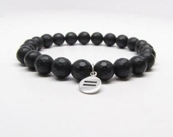 Equality Bracelet - Gender Equality - Gay Pride - LGBT Bracelet - Unisex Bracelet