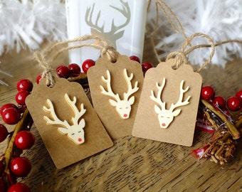Christmas Gift Tags, Rustic Gift Tags, Holiday Tags, Christmas Tags, Xmas Gift Tags, Gift Wrap Tags, Hang Tags, Xmas Tags, Gift Wrap TXx