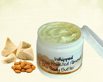 New Whipped Cocoa Roasted Almond Body Butter