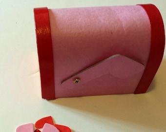 Heart mailbox Etsy