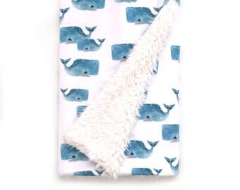 Baby Blanket Whale Pods. The Cloud Blanket. Faux Fur Baby Blanket. Minky Baby Blanket. Whale Baby Blanket. Ocean Baby Blanket.