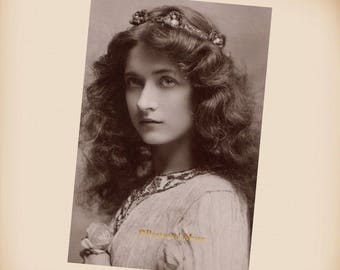 Actress Maude Fealy - New 4x6 Vintage Postcard Image Photo Print - MF003