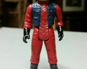 Hecho en Mexico: Lili Ledy Nein Numb vintage star wars action figure