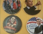 Obama coasters