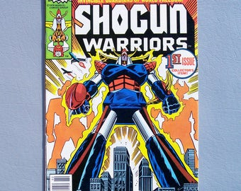 Vintage 1979 Shogun Warriors No. 283 Good Condition No Missing Pages or Cut Outs