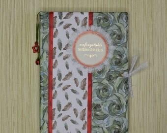 """Journal """"Unforgetable Memories"""". Bullet Journal"""