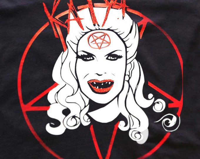 katya zamolodchikova Rupaul's Drag Race T-Shirts / dress/ tops