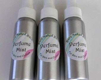 Perfumed Mist Spray Assorted Fragrances
