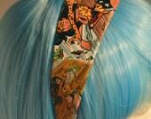 Wonder Woman and Cheetah Comic Book Headband