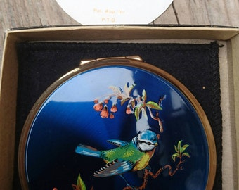 Vintage boxed Stratton compact