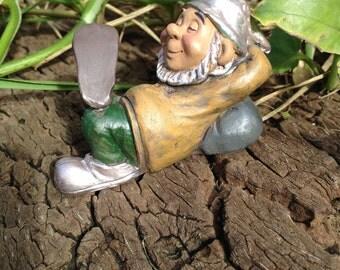 Gnome Miniatures Fairy Garden Gnome Figurine