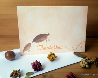 Thank You Card, Thank you for helping me grow, thank you for raising the man of my dreams, retro thank you cards bulk set pack