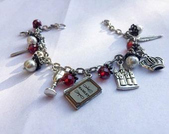 Hamlet Book Bracelet