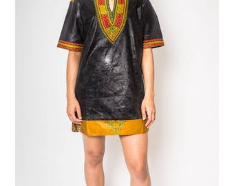 Massembe Dashiki JEKKAH - African Dress - Women's
