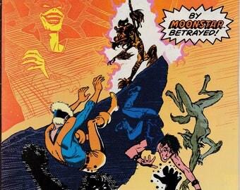 New Mutants #83, December 1983 Issue - Marvel Comics - Grade VG