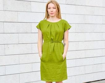 Cap sleeve dress | Etsy