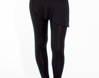 the Vanessa skirted legging in bamboo and cotton jersey