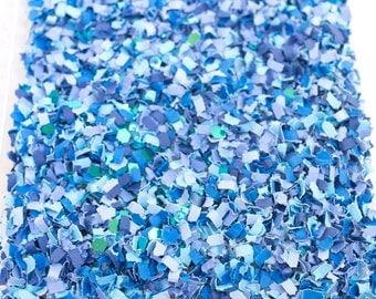 Blue Confetti, Gender Reveal Confetti, Party Supplies, Bachelorette Party, Bulk Confetti