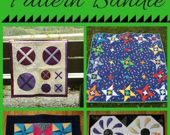 Mini Quilt Pattern Bundle