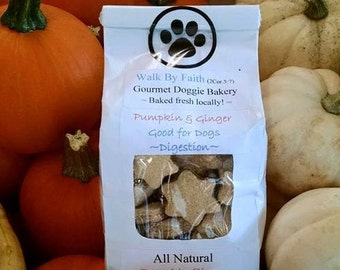 """All New """"Twofold"""" Naturally Pumpkin Ginger Berry Treats"""