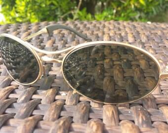 B&L Ray-Ban Orbs Oval Sunglasses W2307