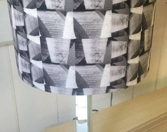 Digitally printed lampshade