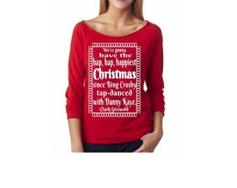 christmas sweater /Christmas Vacation / funny christmas sweater