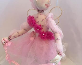 Fairy ballerina doll