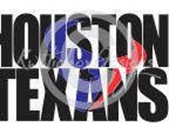 Houston Svg, Texas Svg, Sports Svg, Knockout Svg, Astro Svg, Rocket Svg, Dxf For Silhouette Cameo