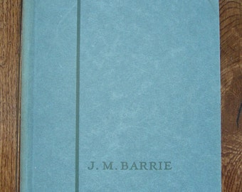 Mary Rose - Uniform Edition of the Play of J. M. Barrie - Vintage Collector Book - 1924 - (Author of Peter Pan)