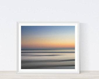 Sunset Print, Sunset Photography, Sunset Wall Art, Fine Art Photography, Modern Wall Art, Digital Photo Print,Sunset Wall Prints  #C16