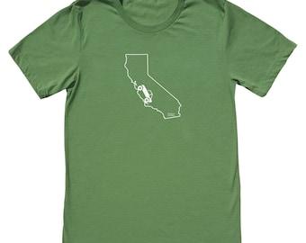 California 4x4 Jeep Shirt