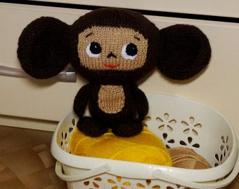 Cheburashka Funny gift Wonderful animal Stuffed toy Cheburashka