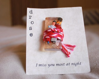 Worry Doll *I Miss You Most At Night*