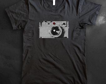 Leica M8 Vintage Camera Shirt