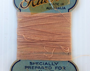 Rite Tone - vintage hosiery darning thread