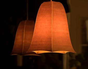 Lamp shades etsy ca wood veneer lampshade beloeilloise no 15 keyboard keysfo Images